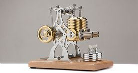 Bohm Stirling Engine HB26